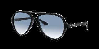 Gafas de sol Ray Ban 0RB4125 CATS 5000 Negro Aviador