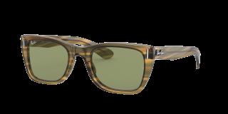 Gafas de sol Ray Ban 0RB2248 CARIBBEAN Verde Rectangular
