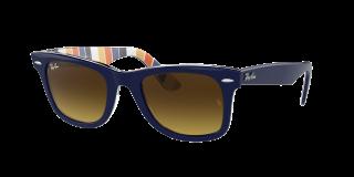 Gafas de sol Ray Ban 0RB2140 WAYFARER Azul Cuadrada