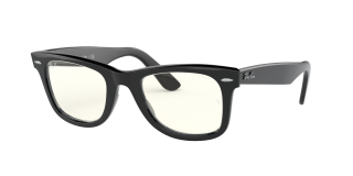 Gafas de sol Ray Ban 0RB2140 WAYFARER Negro Cuadrada
