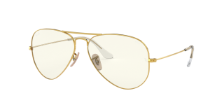 Ulleres de sol Ray Ban 0RB3025 AVIATOR LARGE METAL Gris Aviador