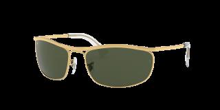 Gafas de sol Ray Ban 0RB3119 OLYMPIAN Gris Rectangular