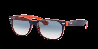 Gafas de sol Ray Ban 0RB2132 NEW WAYFARER Azul Cuadrada