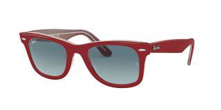Gafas de sol Ray Ban 0RB2140 Rojo Cuadrada
