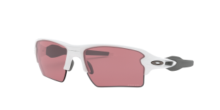 Gafas de sol Oakley 0OO9188 FLAK 2.0 XL Blanco Rectangular