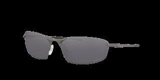 Gafas de sol Oakley 0OO4141 WHISKER Negro Ovalada
