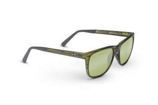 Gafas de sol Maui Jim HT740 TAIL SLIDE Gris Rectangular
