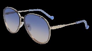 Gafas de sol Liu Jo LJ125S Dorados Pantalla