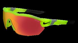 Ulleres de sol Nike NIKE SHOW X3 ELITE E DJ2024 Vermell Quadrada