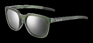Gafas de sol Bollé BS017001 TALENT Verde Cuadrada