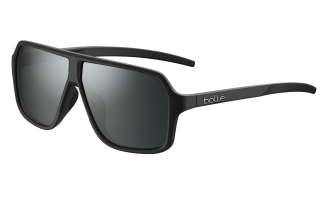 Ulleres de sol Bollé BS030006 PRIME Negre Rectangular
