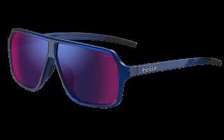 Gafas de sol Bollé BS030007 PRIME Azul Rectangular