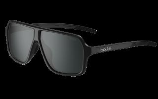 Ulleres de sol Bollé BS030001 PRIME Negre Rectangular