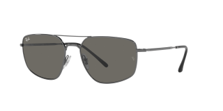 Gafas de sol Ray Ban 0RB3666 Gris Cuadrada