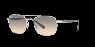 Gafas de sol Ray Ban 0RB3670 Plateados Cuadrada