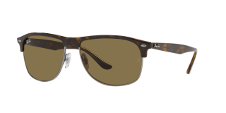 Gafas de sol Ray Ban 0RB4342 Marrón Cuadrada