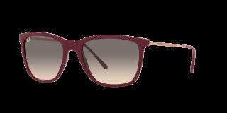 Gafas de sol Ray Ban 0RB4344 Rojo Rectangular
