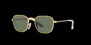 Gafas de sol Ray Ban Junior 0RJ9557S Dorados Cuadrada
