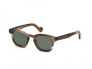 Gafas de sol Moncler ML0072 Marrón Cuadrada