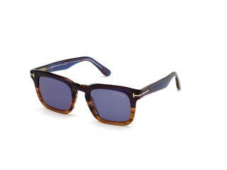 Gafas de sol Tom Ford FT0751 DAX Marrón Cuadrada