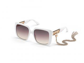 Gafas de sol Guess GU7689 Blanco Cuadrada