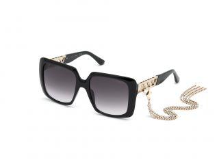 Gafas de sol Guess GU7689 Negro Cuadrada