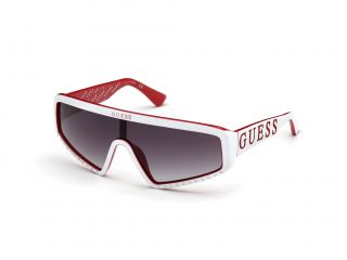 Gafas de sol Guess GU7695-S Blanco Pantalla