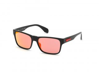 Gafas de sol Adidas OR0011 Negro Cuadrada