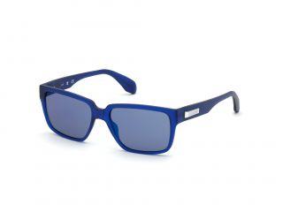 Gafas de sol Adidas OR0013 Azul Rectangular