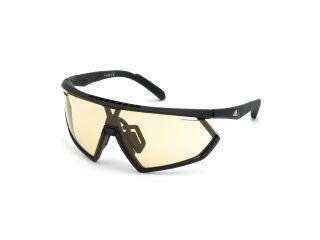 Ulleres de sol Adidas SP0001 Negre Pantalla