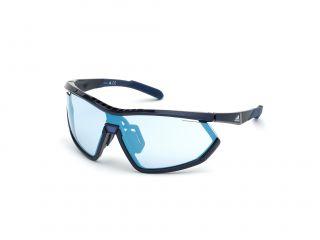Ulleres de sol Adidas SP0002 Blau Pantalla