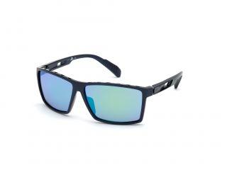 Gafas de sol Adidas SP0010 Azul Rectangular