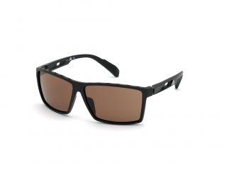 Gafas de sol Adidas SP0010 Negro Rectangular