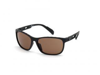 Gafas de sol Adidas SP0014 Negro Cuadrada