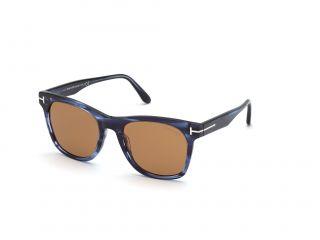 Ulleres de sol Tom Ford FT0833 BROOKLYN Blau Quadrada