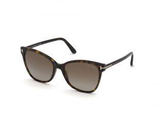 Gafas de sol Tom Ford FT0844 ANI Marrón Mariposa