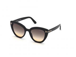 Gafas de sol Tom Ford FT0845 IZZI Negro Mariposa