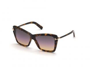 Gafas de sol Tom Ford FT0849 LEAH Marrón Mariposa