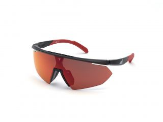 Ulleres de sol Adidas SP0015 Negre Pantalla