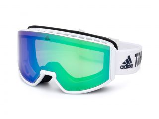 Ulleres de sol Adidas SP0040 Blanc Pantalla
