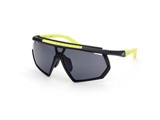 Ulleres de sol Adidas SP0029-H Negre Pantalla