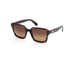 Gafas de sol Moncler ML0191 Marrón Cuadrada