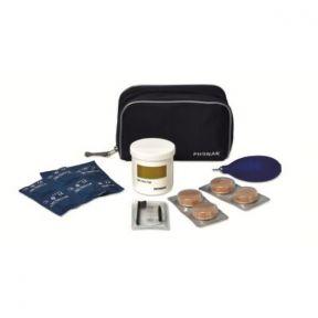 Complementos auditivos Phonak Minikit viaje limpieza/mantenim audífono ITE/BTE