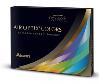 03 AIR OPTIX Air Optix Colors Graduada 2 unidades