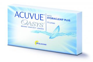 LC Acuvue Acuvue Oasys 12 unidades