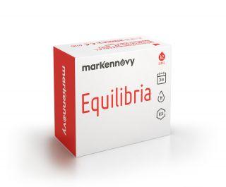 03 EQUILIBRIA Equilibria Multifocal Tórica Pack 2 unidades