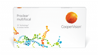 LC Proclear Proclear Multifocal 6 unidades