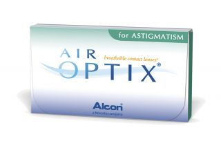 03 AIR OPTIX Air Optix Astigmatismo 6 unidades