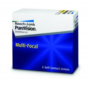 LC Purevision Purevision Multifocal 6 unidades