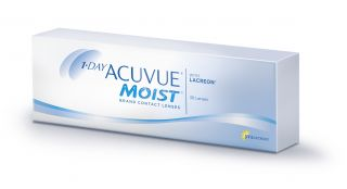 03 ACUVUE 1 Day Acuvue Moist 30 unidades